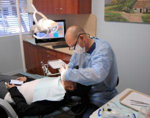 Dental hygienist image