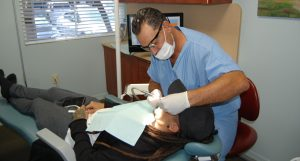Dr Pena working image