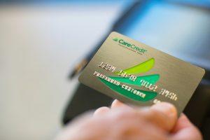 Carecredit card image